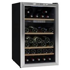 Avintage Cls52 The wine cantina cm. 50 h 85 - bottles 52 - stainless steel free-standing