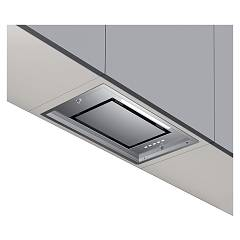 Baraldi Block Star Plus Inox Hood built-cm. 72 - inox