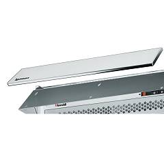 Baraldi 01comfac060st Hood front panel cm. 60 - stainless steel