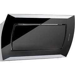 Baraldi Karin Hood wall cm. 90 - black glass