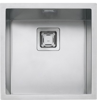 Barazza - Sink 1QR4040IQ, Quadra ray 12 series