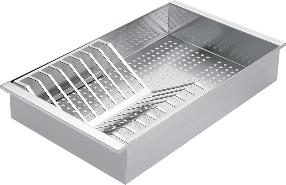 Barazza - Perforated tray with removable dish drainer 1VSOF