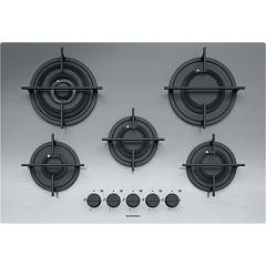 Barazza 1pmd70 Gas hob - 75 cm - stainless steel Mood