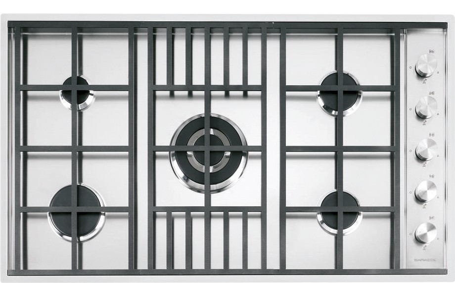Barazza - LAB 1PLB5 gas cooktop