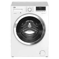 sale Beko Wte 7633 Xc0 Washing Machine Cm. 60 H 84 - Capacity 7 Kg - White Porthole Chromed