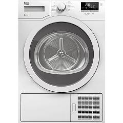 sale Beko De 8333 Gx0 Dryer, Cm. 60 - Capacity 8 Kg - White Heat Pump