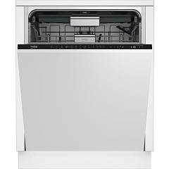 Beko Din 28422 Total integrated dishwasher 60 cm, 14 covered - white