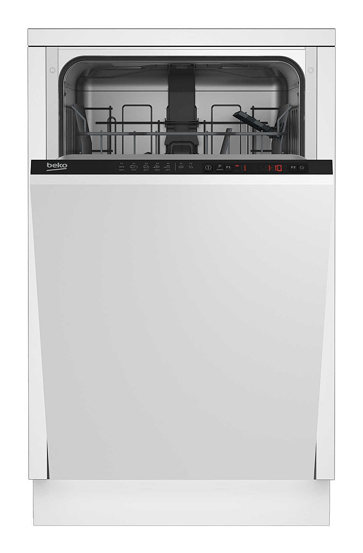 Photos 1: Beko DIS 25010 Dishwasher 45 cm total disappearance