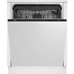 Beko Din28430 60 cm total concealed dishwasher, 14 covered