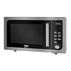 Beko Mof23110x Free-standing microwave oven 49 cm - stainless steel and black