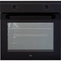 Beko Oic 21001 B Static oven cm. 60 - black 3 cooking functions Basic