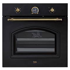 Beko Oim 27200 A Multifunction oven 60 cm - anthracite gray Classic