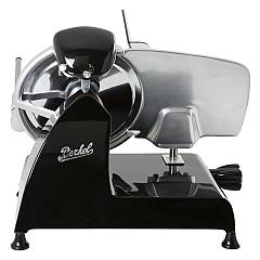 Berkel Red Line 250 Domestic slicer with gravity blade 250 mm. - black