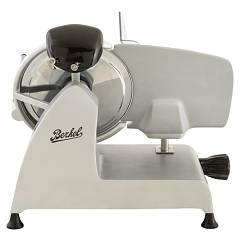 Berkel Red Line 250 Domestic slicer with gravity blade 250 mm. - teflon gray