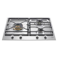 Bertazzoni Pm60 3 0 X Cooking top cm. 60 - stainless steel Professional