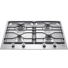 Bertazzoni Pm60 4 0 X Cooking top cm. 60 - stainless steel Professional