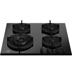 Bertazzoni P604lmodgne 4-burner gas hob 60 cm - black ceramic glass Modern