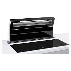 Best 07G23300A - SWAN SLIM The hood downdraft cm. 90 - stainless steel - crystal