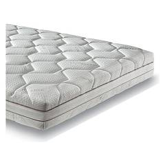 sale Mattress And A Half Square L. 120 X 190 Dalia Silver