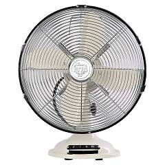 Bimar Vtm 33 Table fan - 58 db - air flow rate 35m³ / min - white