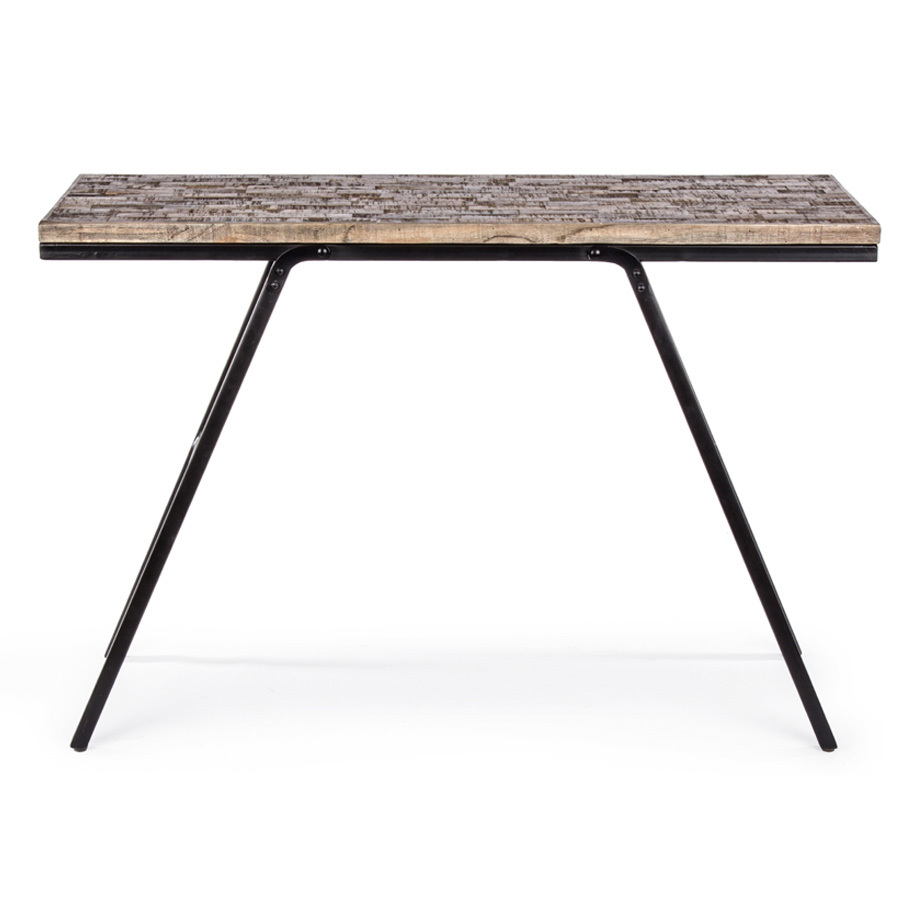 Photos 2: Bizzotto Fixed console in wood l. 115 x 35 0745873