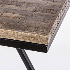 Photos 5: Bizzotto Fixed console in wood l. 115 x 35 0745873