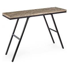 Bizzotto 0745873 - Kent Console, fixed, wood, l. 115 x 35