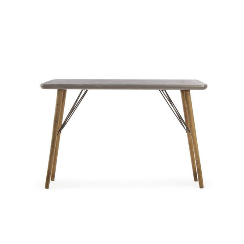 Photos 2: Bizzotto Fixed wood console l. 120 x 40 0740246