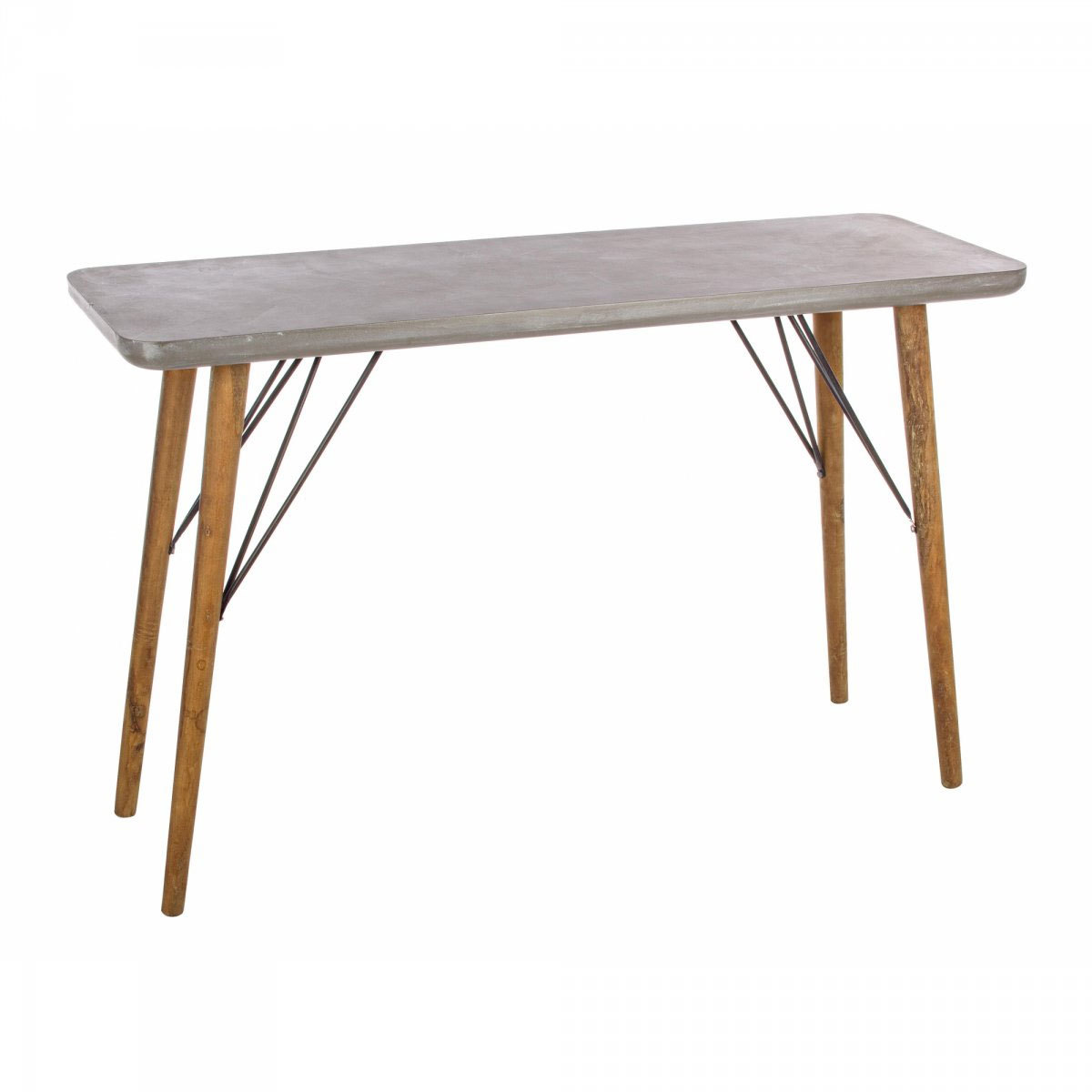 Photos 1: Bizzotto Fixed wood console l. 120 x 40 0740246