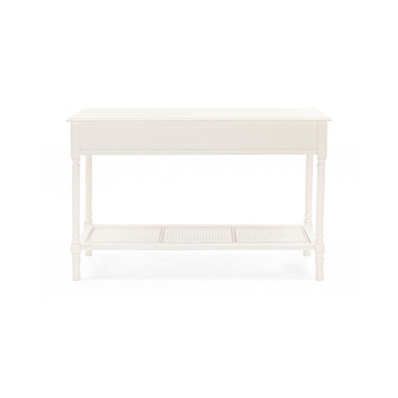 Photos 3: Bizzotto Fixed wood console l. 120 x 40 with 2 drawers 0745378