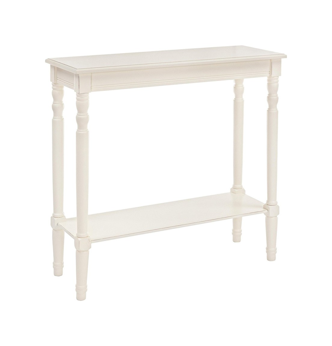 Photos 1: Bizzotto 0745374 Amabel Fixed wood console l. 81 x 30