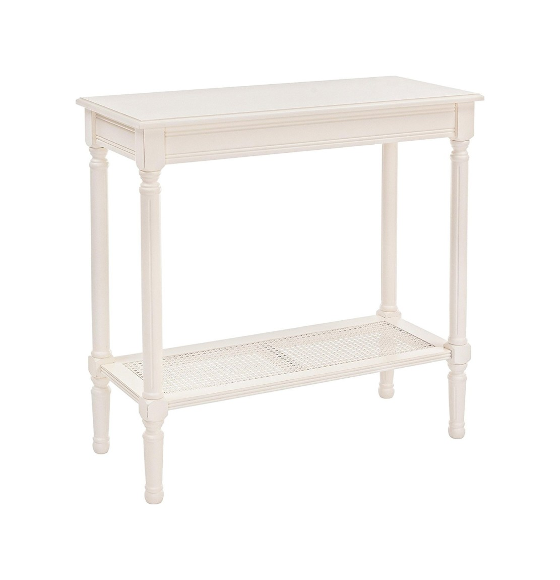 Photos 1: Bizzotto 0745375 Amabel Fixed wood console l. 80 x 35