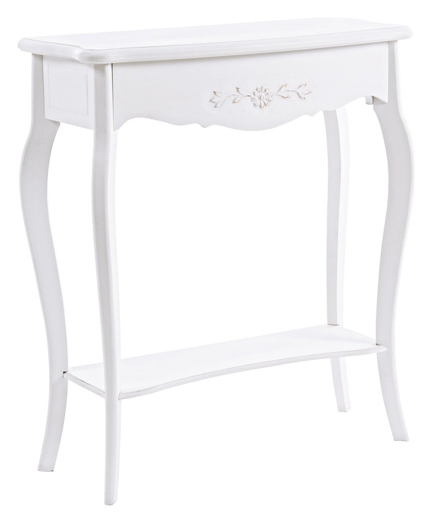 Photos 1: Bizzotto 0744399 Daisy Fixed console in wood l. 65 x 27