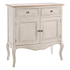 sale Sideboard In Wood With 2 Doors And 2 Drawers 0745810 - Clarisse