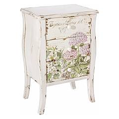 Bizzotto 0744276 - Seline Chest of drawers wood 3 drawers