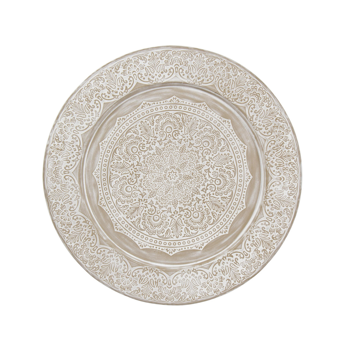 Photos 2: Bizzotto Round table in metal d. 60 0746052