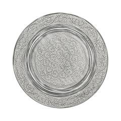 Photos 2: Bizzotto 0746051 Anil Round table in metal d. 50