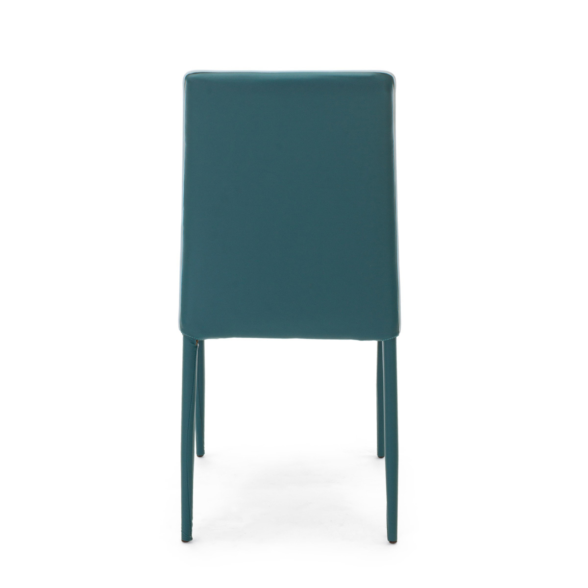Photos 4: Bizzotto Chair covered in eco-leather - petroleum 0730785