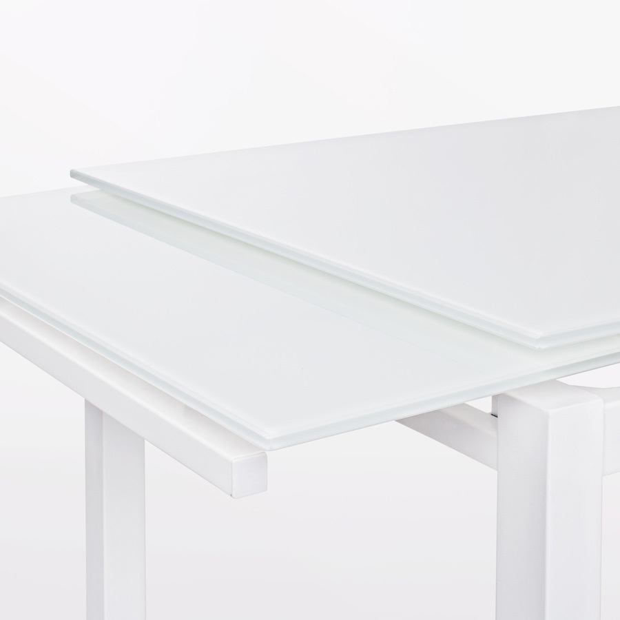 Photos 5: Bizzotto Extendible table l. 110 x 74 0731173