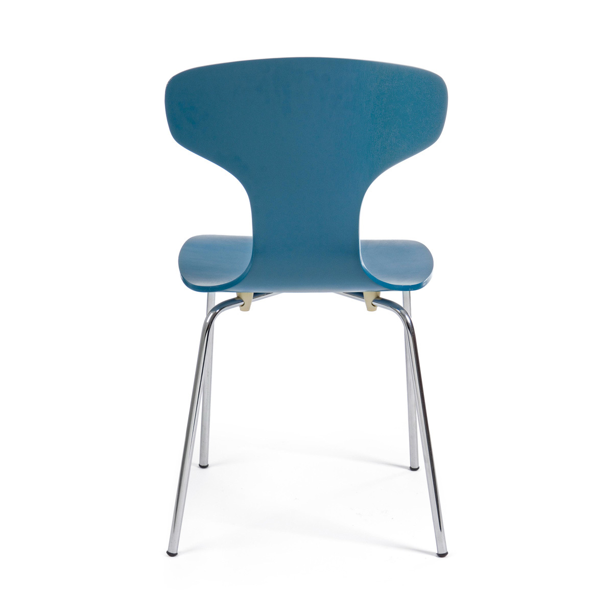 Photos 3: Bizzotto Chair in metal and wood - cobalt 0731624