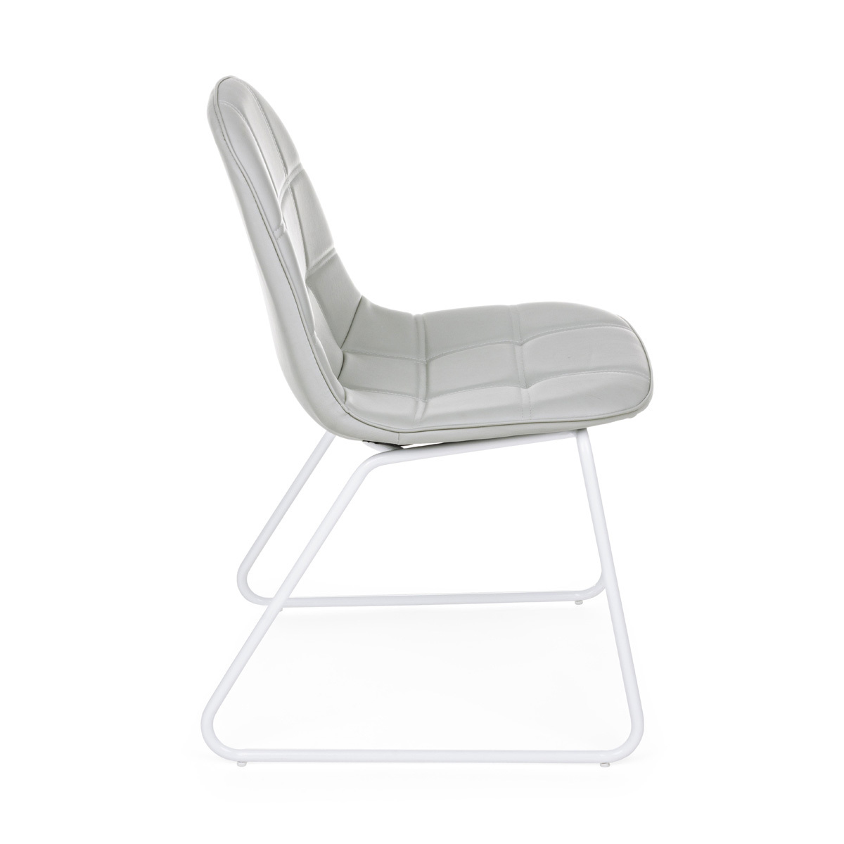 Photos 2: Bizzotto Chair in metal and eco-leather - corda 0731710
