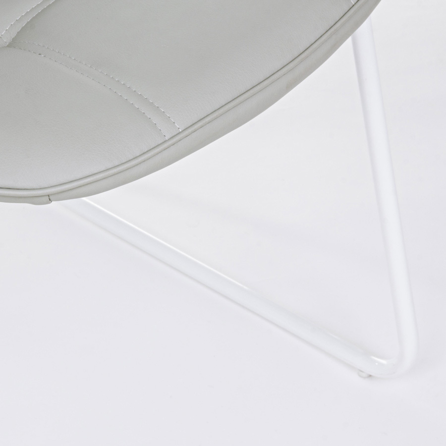 Photos 4: Bizzotto Chair in metal and eco-leather - corda 0731710