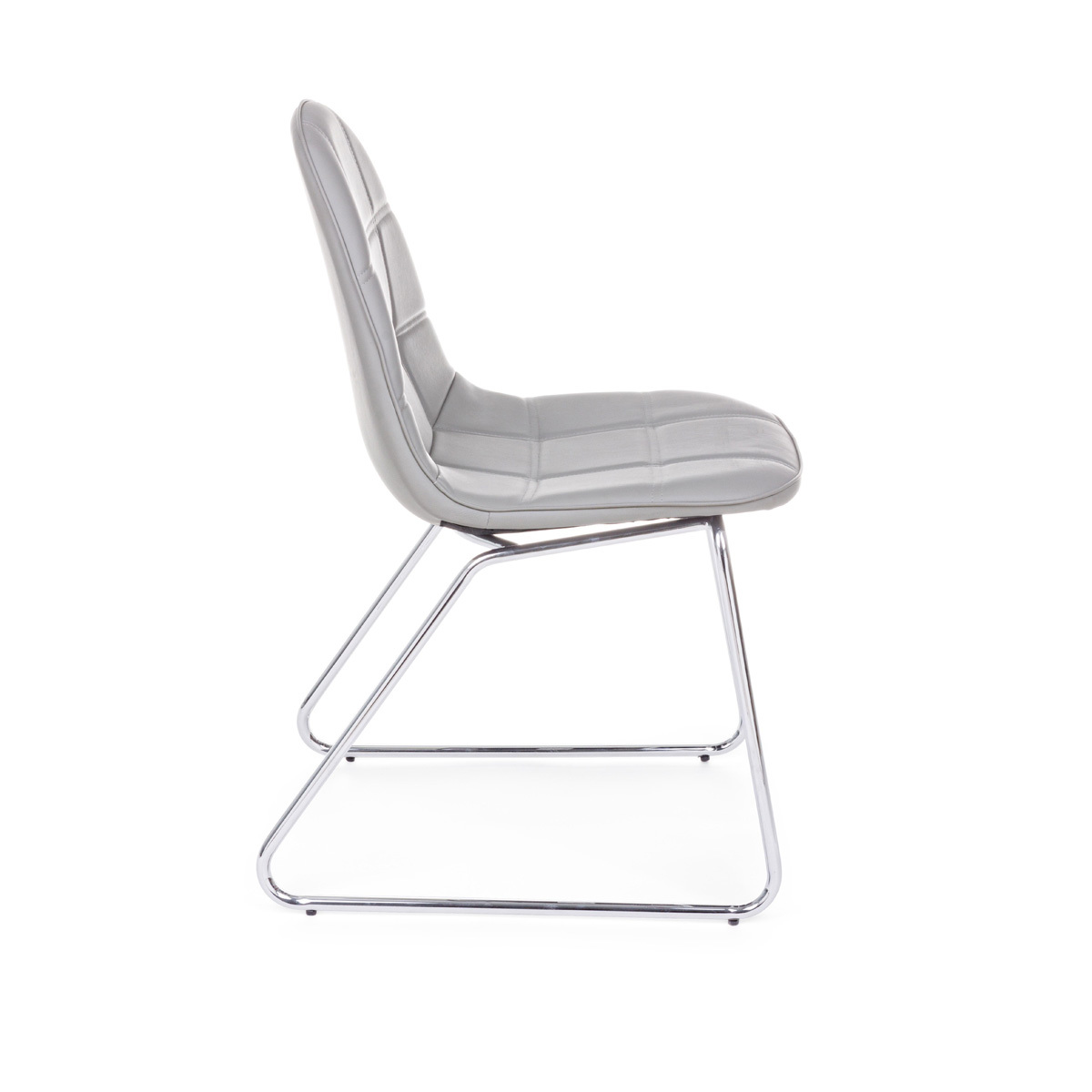 Photos 2: Bizzotto Chair in metal and eco-leather - corda 0731712