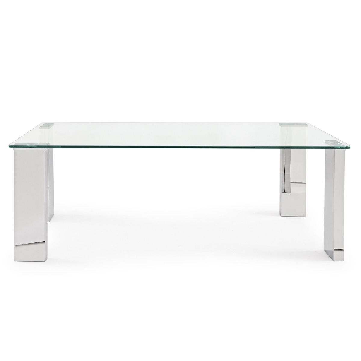 Photos 2: Bizzotto Rectangular table in glass l. 120 x 60 0731955