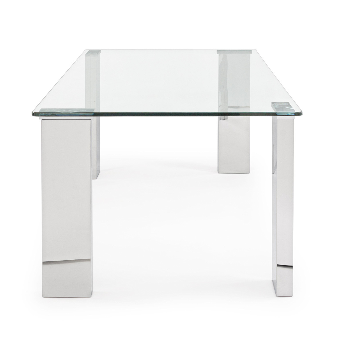 Photos 3: Bizzotto Rectangular table in glass l. 120 x 60 0731955