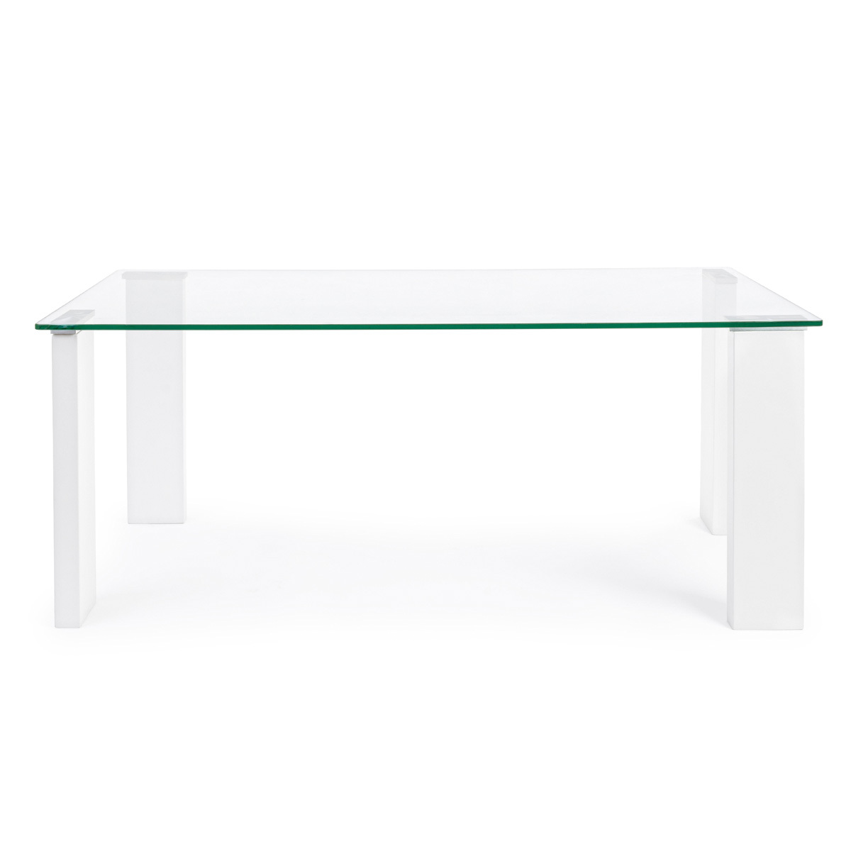 Photos 2: Bizzotto Rectangular table in glass l. 120 x 60 0731963
