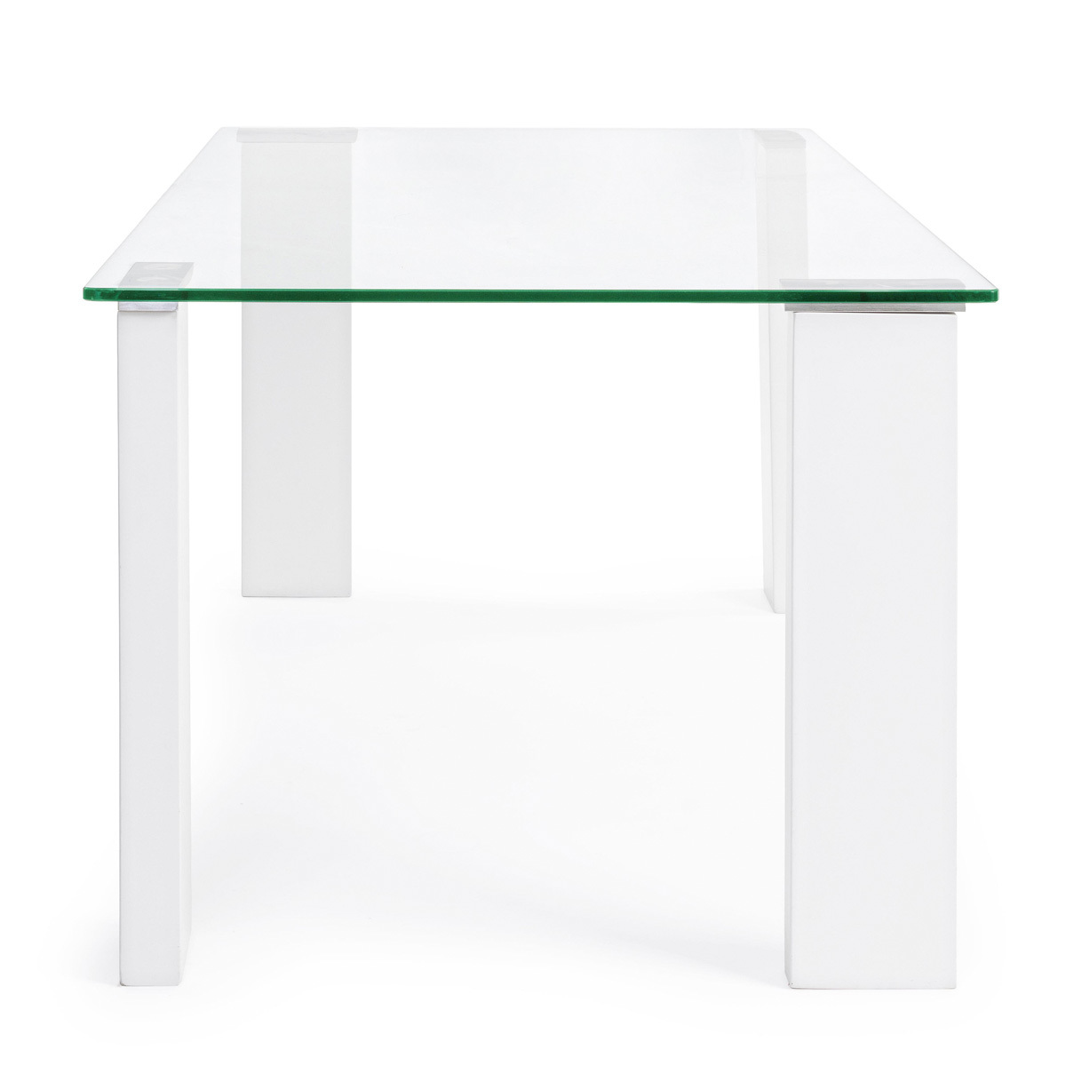 Photos 3: Bizzotto Rectangular table in glass l. 120 x 60 0731963
