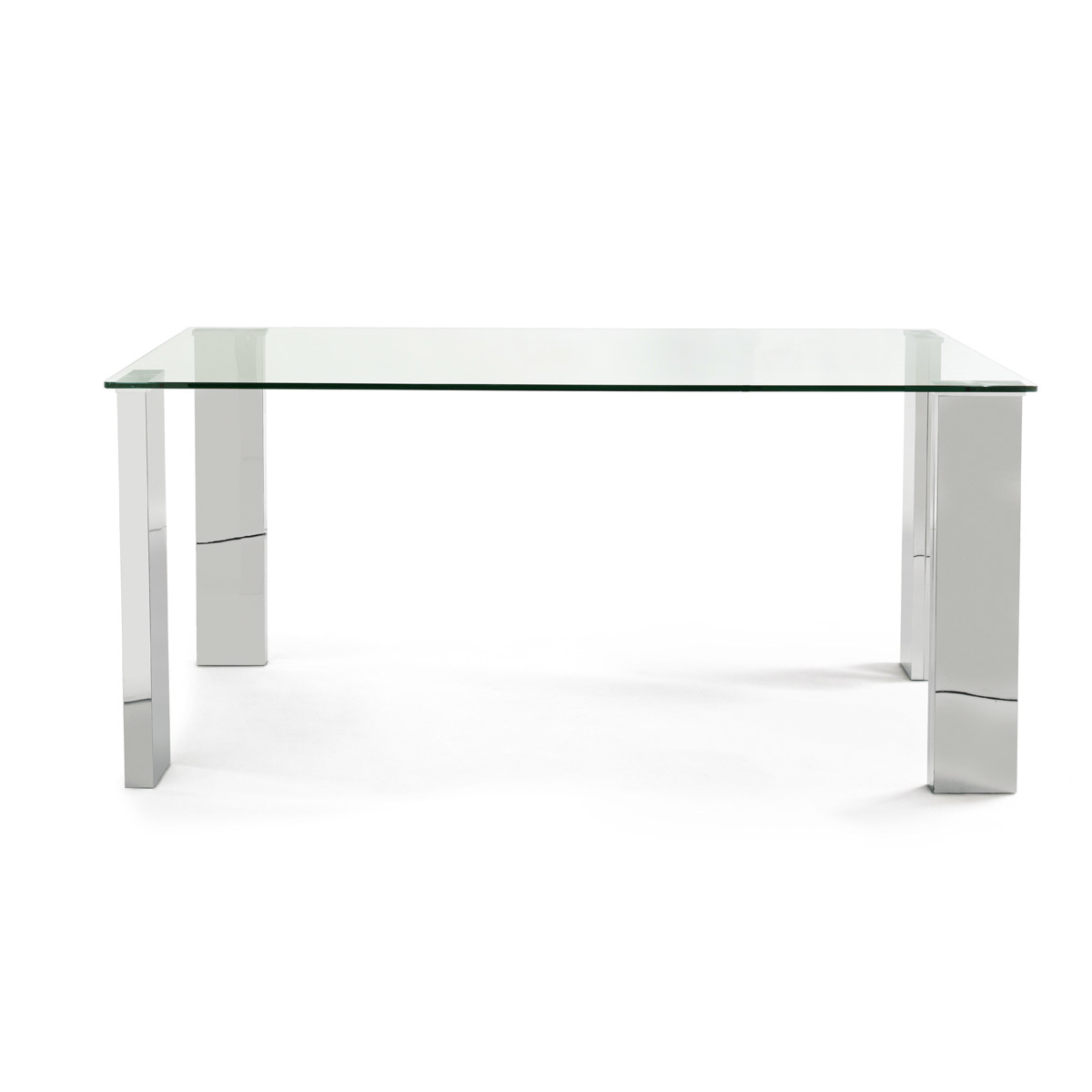 Photos 2: Bizzotto Fixed rectangular table l. 160 x 90 0732136