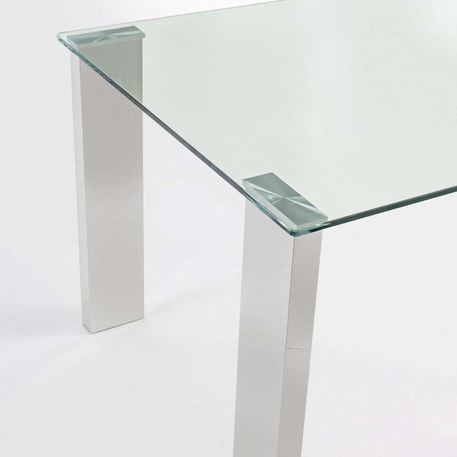 Photos 4: Bizzotto Fixed rectangular table l. 160 x 90 0732136