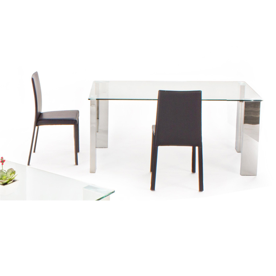 Photos 5: Bizzotto Fixed rectangular table l. 160 x 90 0732136